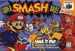 Super Smash Bros  (USA) ROM < N64 ROMs | Emuparadise